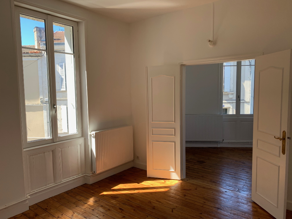 Appartement lumineux T3 - Angoulême Victor Hugo